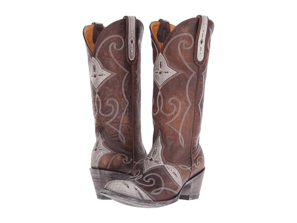 Old Gringo Cartagena Brass Cowboy Boots