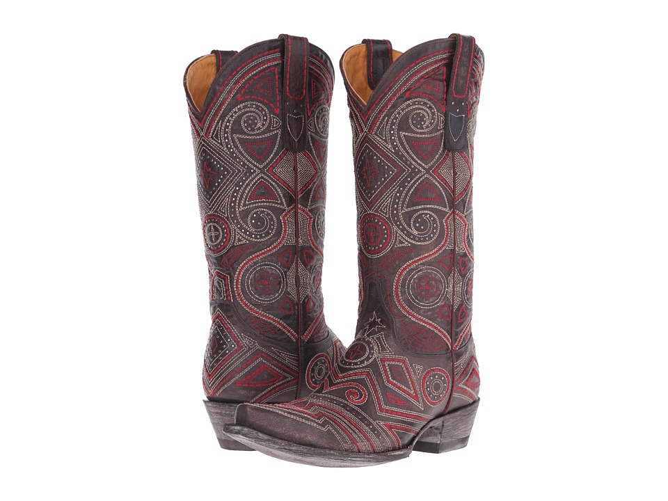 Old Gringo Lerida Chocolate Cowboy Boots