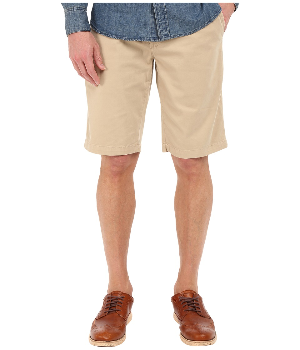 AG Adriano Goldschmied The Griffin Relaxed Shorts in Desert Taupe Desert Taupe Mens Shorts