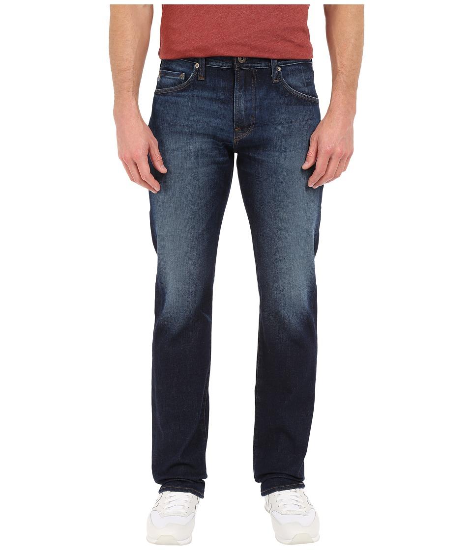 AG Adriano Goldschmied Graduate Tailored Leg Denim in Landers Landers Mens Jeans
