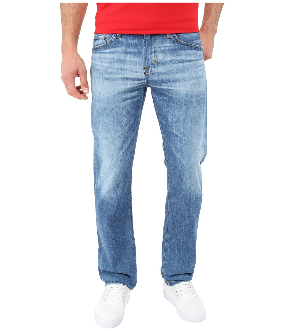AG Adriano Goldschmied Graduate Tailored Leg Denim in 3 Years Hancock 3 Years Hancock Mens Jeans