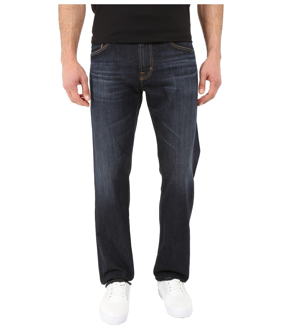 AG Adriano Goldschmied Graduate Tailored Leg Denim in Knight Knight Mens Jeans