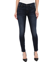 7 For All Mankind - The Ankle Skinny with Tonal Squiggle in Heritage Night
