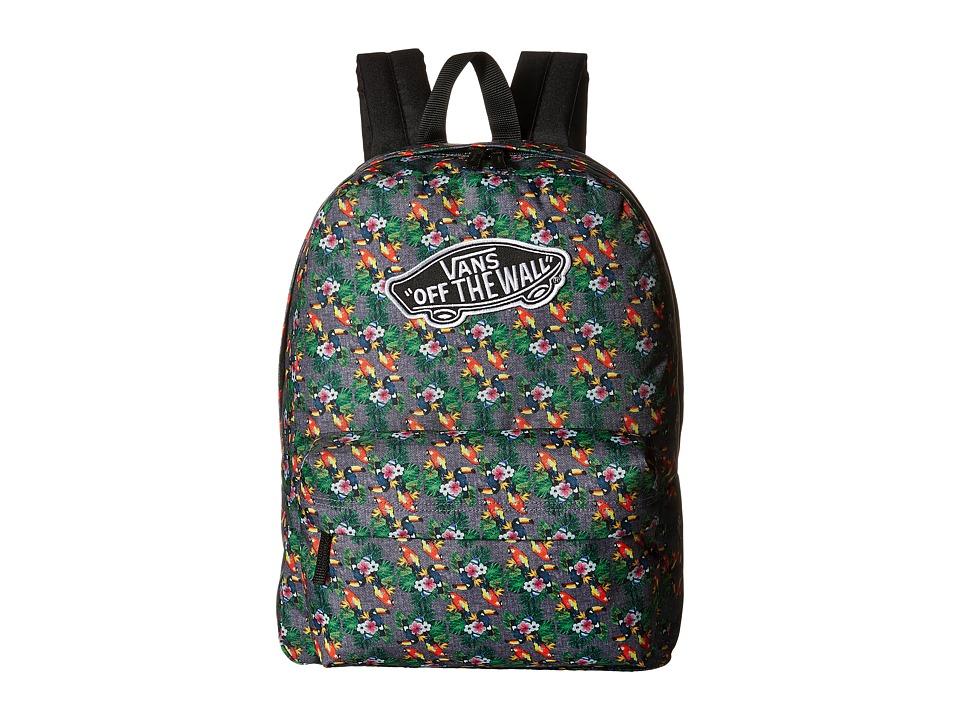 Vans - Realm Backpack (Parrot) Backpack Bags