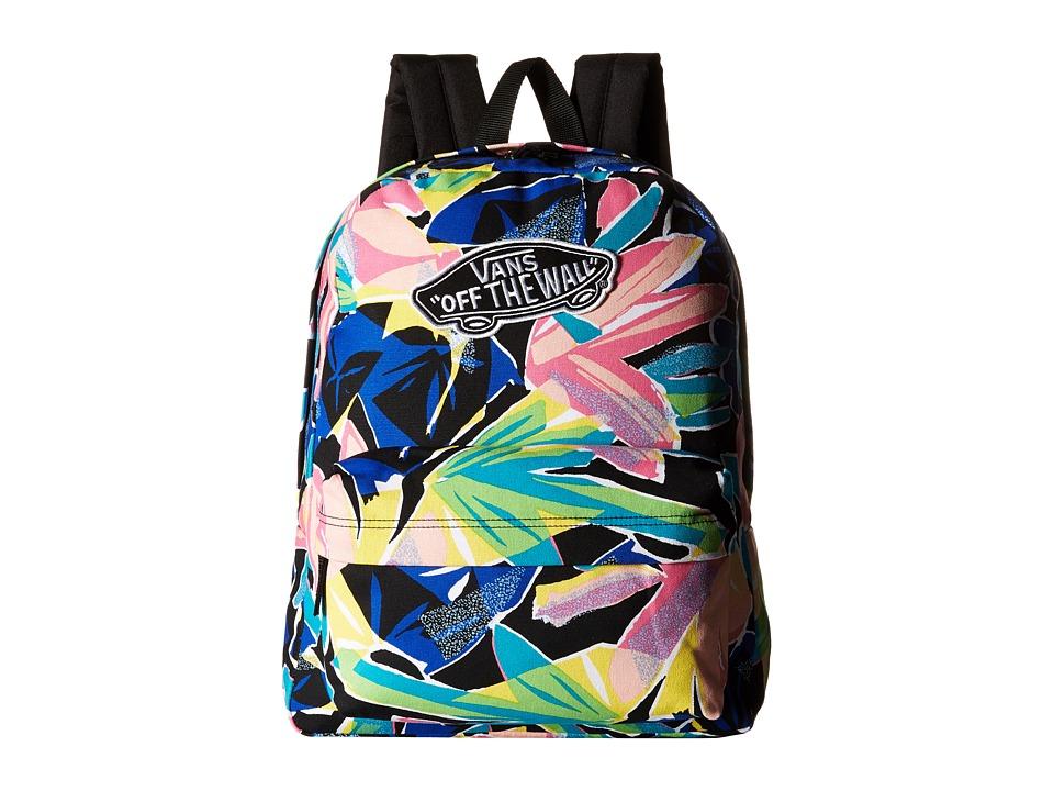 Vans - Realm Backpack (Dazzling Blue) Backpack Bags