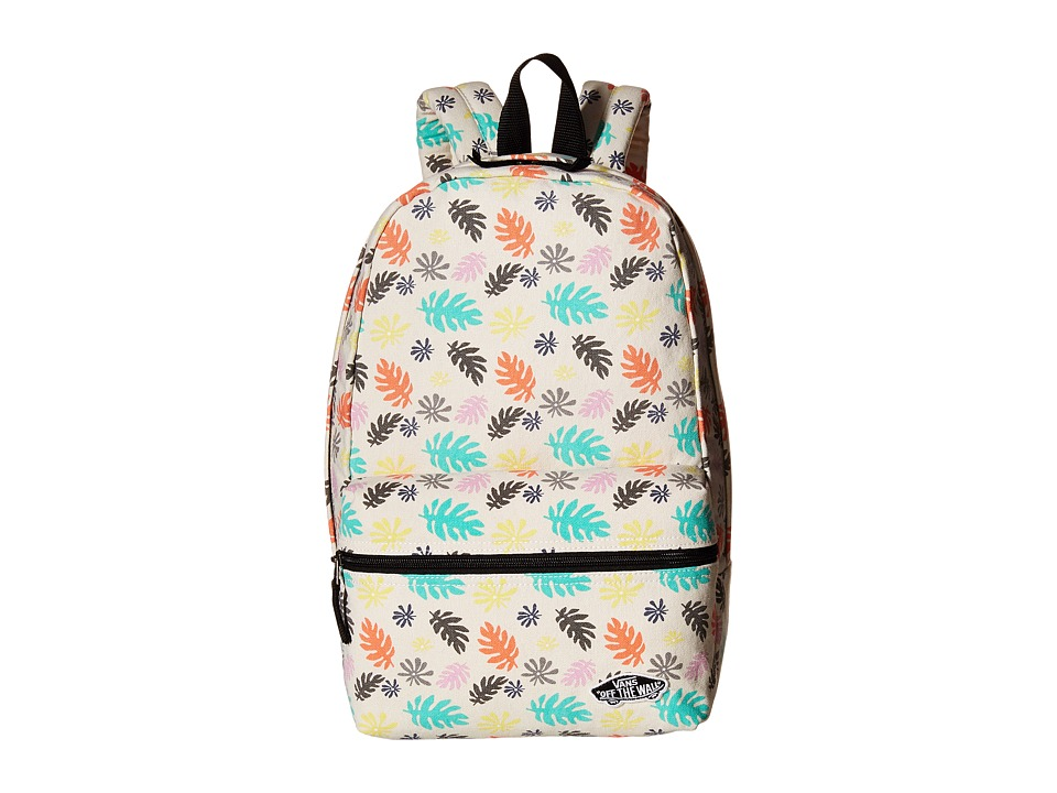Vans - Calico Backpack (Washed Kelp Multi/White) Backpack Bags