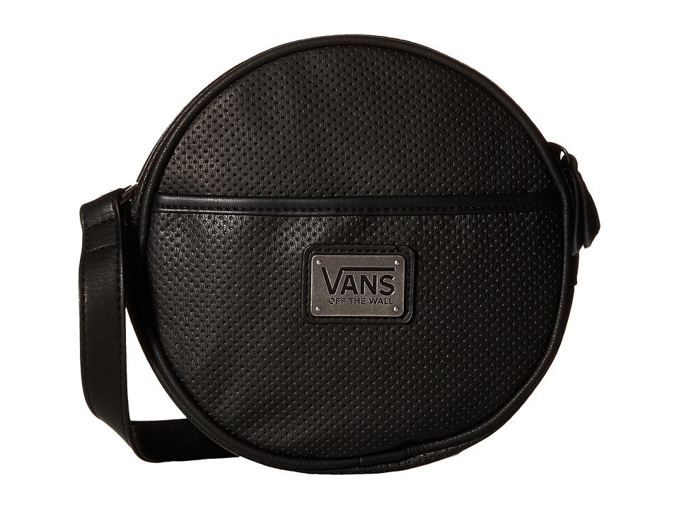 Vans - Dizzy Daisy Crossbody (Black Perf) Cross Body Handbags
