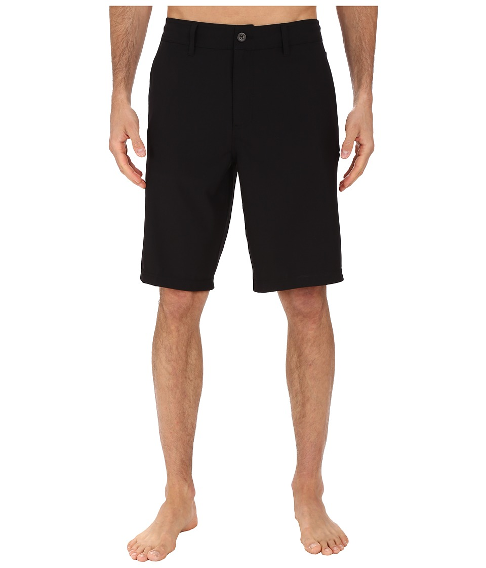 Jack ONeill A Frame Solid Boardshorts Black Mens Shorts