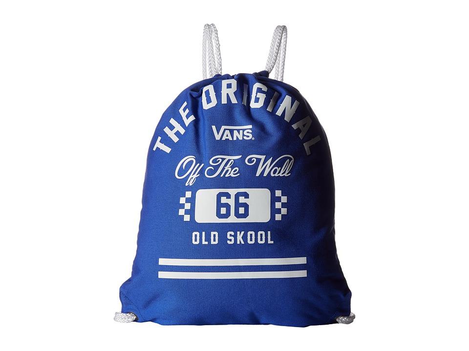 Vans - Benched Novelty Bag (Dazzling Blue/White) Bags