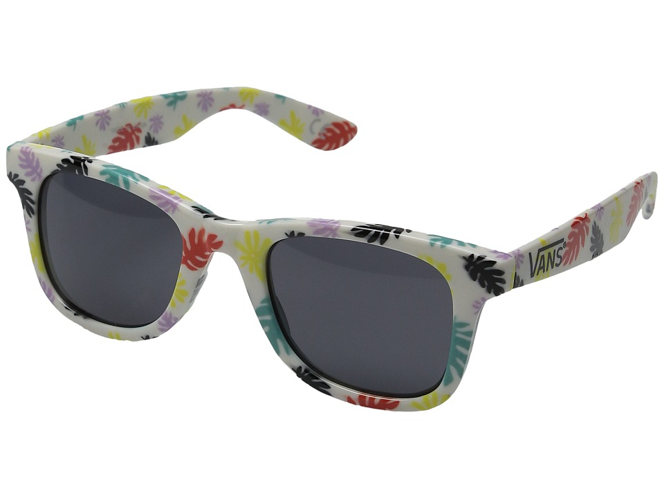 Vans - Janelle Hipster Sunglasses (Washed Kelp Multi/True) Sport Sunglasses