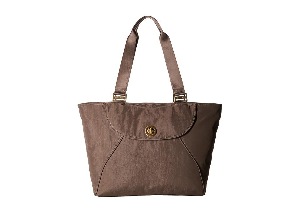 Baggallini Gold Alberta Tote Portobello Tote Handbags