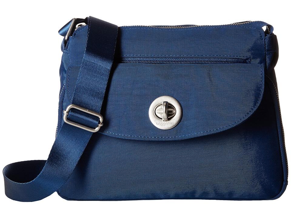 Baggallini - Provence Crossbody (Pacific) Cross Body Handbags