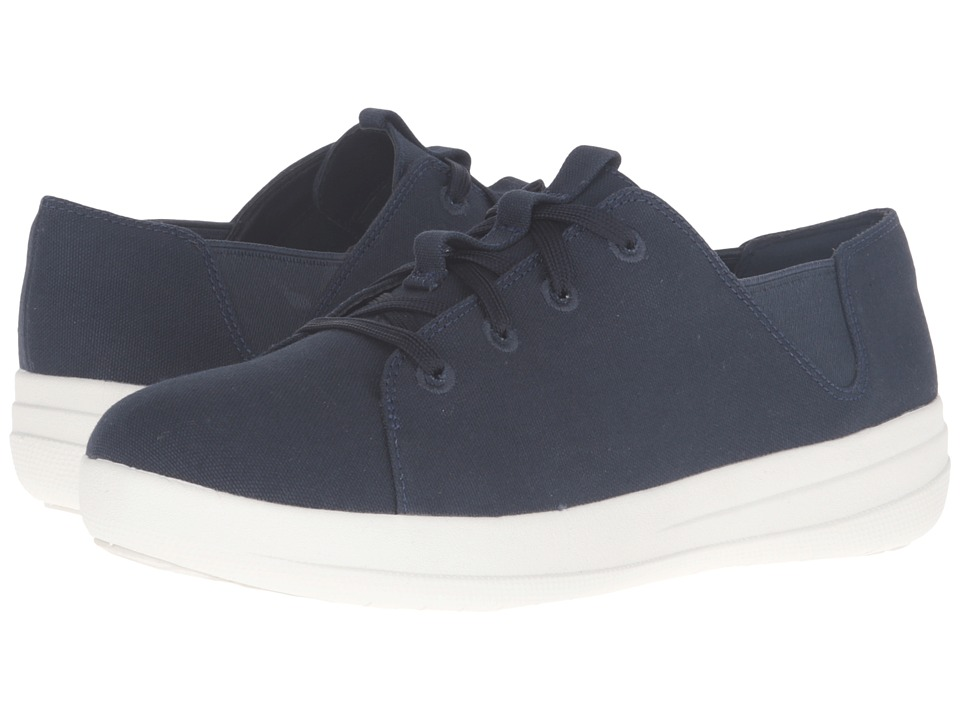 FitFlop Sporty Lace-Up Sneaker (Supernavy) Women