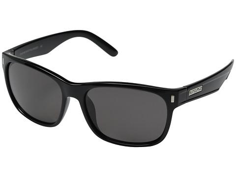 SunCloud Polarized Optics Dashboard - Black/Gray Polarized Polycarbonate