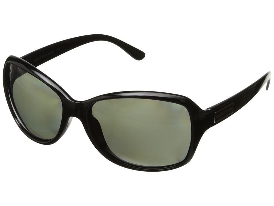 SunCloud Polarized Optics Mosaic Black/Gray Polarized Polycarbonate Goggles