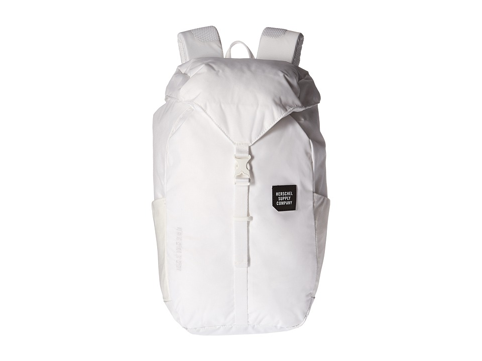 Herschel Supply Co. - Barlow Medium (White) Backpack Bags