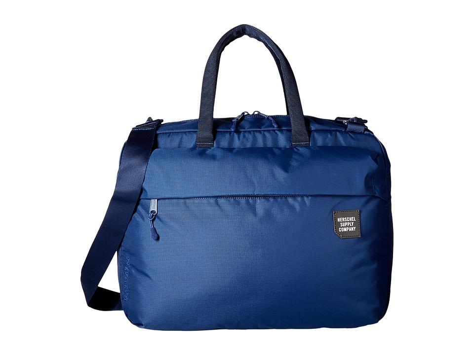 Herschel Supply Co. - Britannia (Peacoat) Messenger Bags