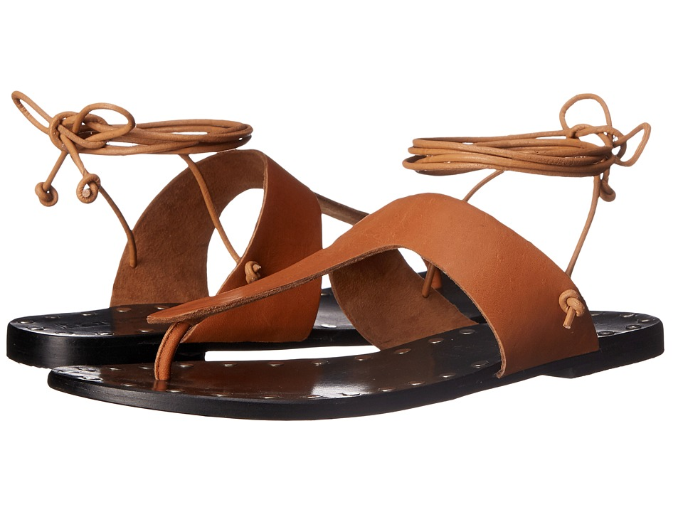 Sol Sana Lara Sandal Burnt Tan Womens Sandals