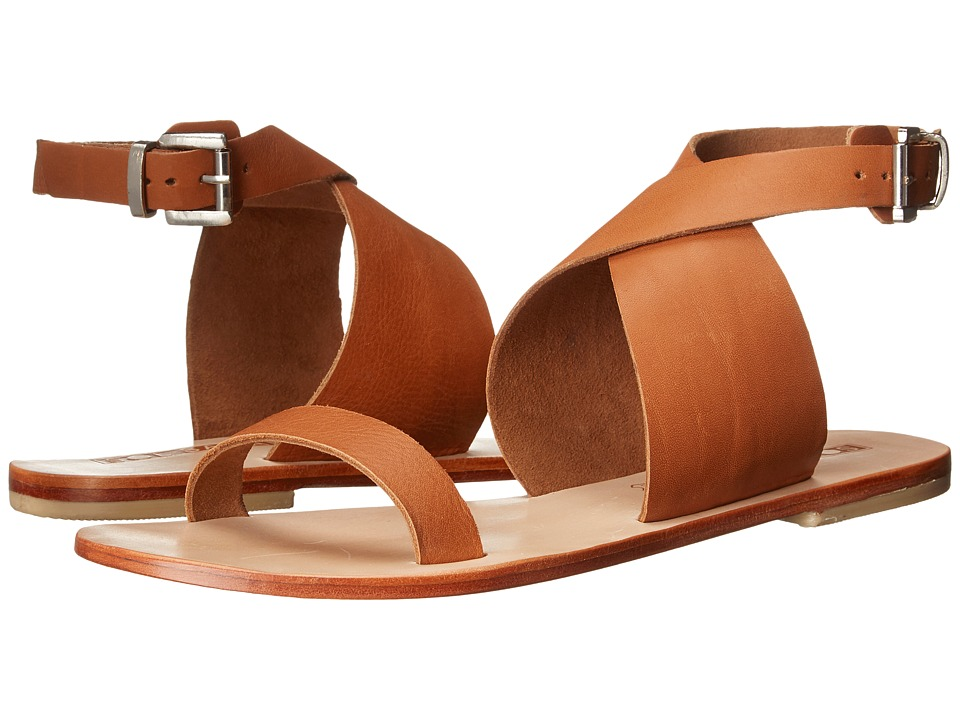 Sol Sana Kennedy Sandal Burnt Tan Womens Sandals