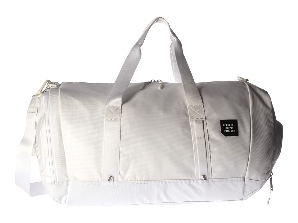 Herschel Supply Co. - Gorge (White) Duffel Bags