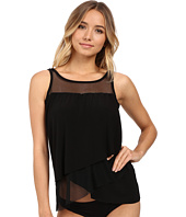 Miraclesuit - Solid Separates Mirage Tankini Top