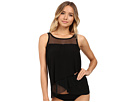 Solid Separates Mirage Tankini Top