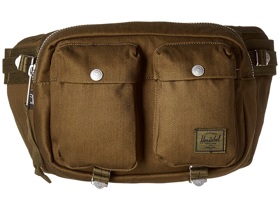 Herschel Supply Co. - Eighteen (Army) Travel Pouch