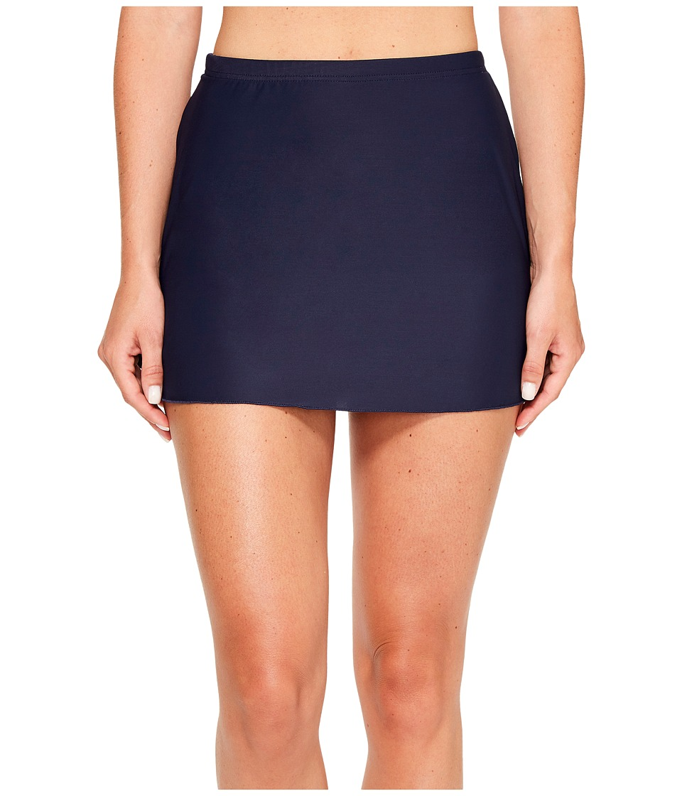 Miraclesuit Separate Skirted Bottom (Midnight) Women