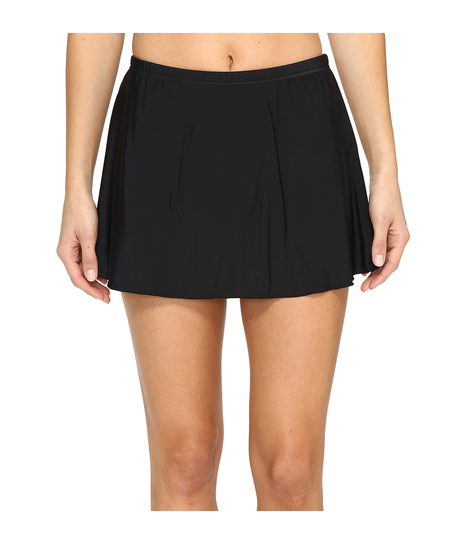 Miraclesuit Separate Skirted Bottom (Black) Women