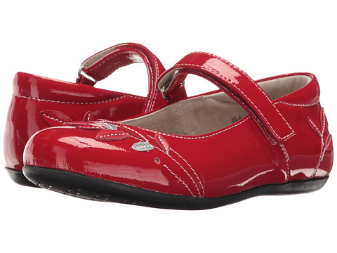 See Kai Run Kids Adeline (Toddler/Little Kid) - Red Patent