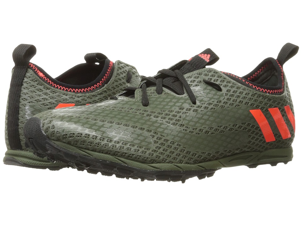 Adidas Running - XCS (Base Green/Solar Red/Clear Brown) M...