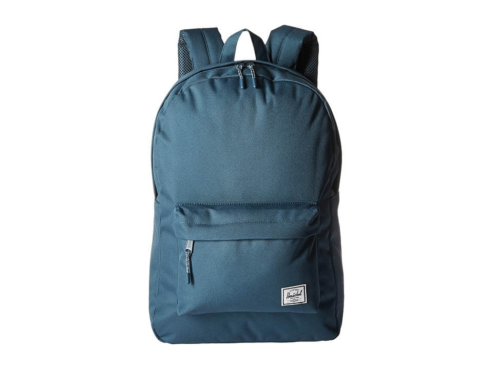 Herschel Supply Co. - Classic (Indian Teal) Backpack Bags
