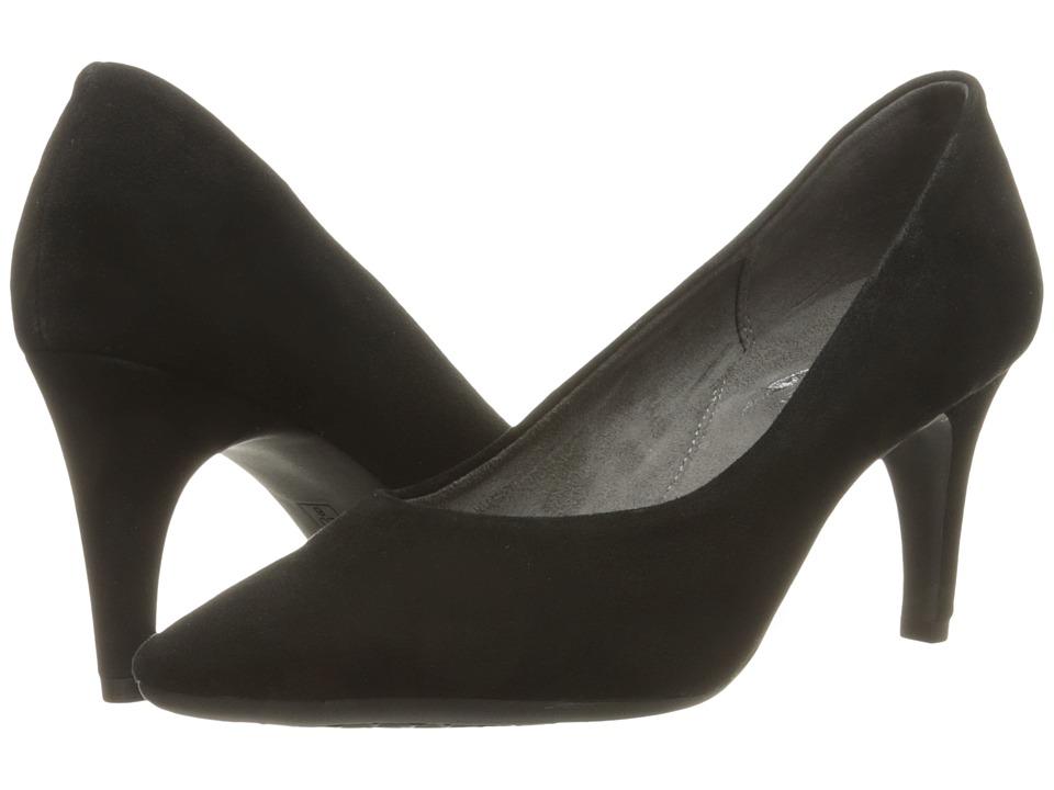 Aerosoles Exquisite (Black Suede) High Heels