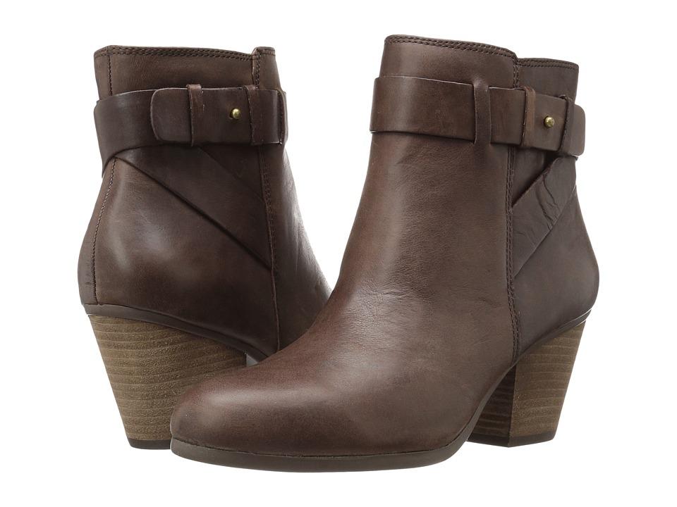 Aerosoles Inevitable (Dark Brown Leather) Women