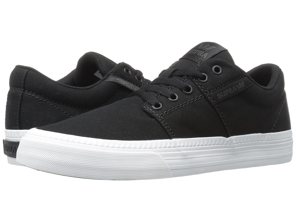 Supra Stacks Vulc II HF (Black Canvas) Men