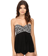 Miraclesuit - Between the Pleats Cadiz Tankini Top