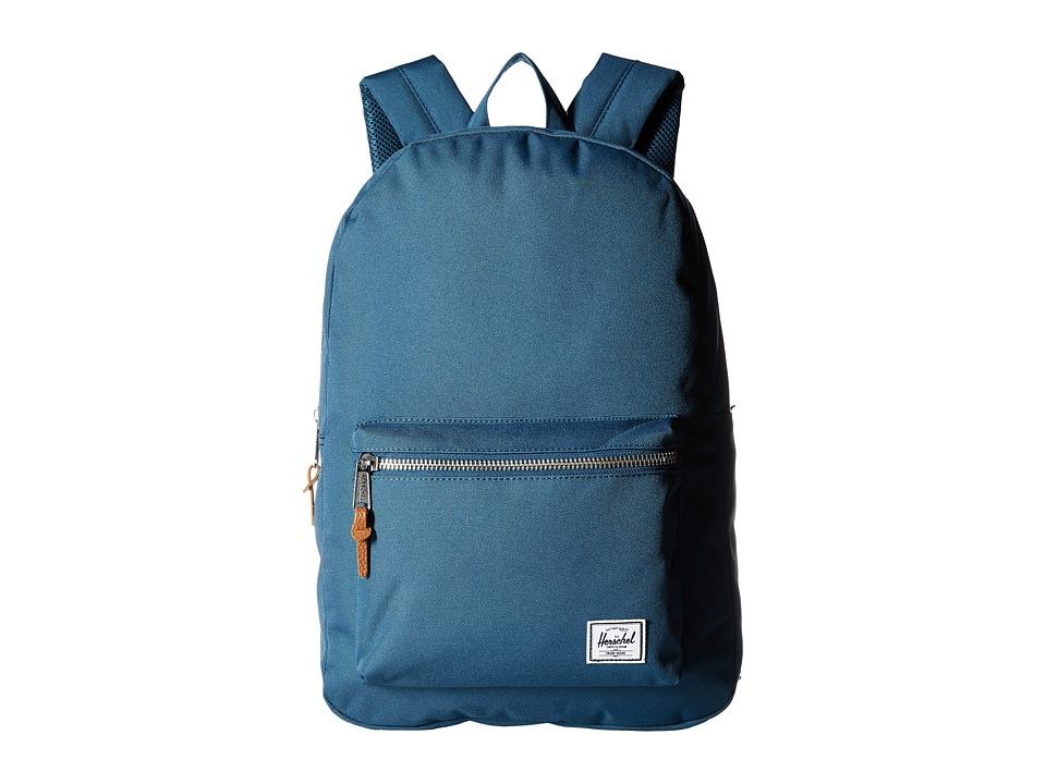 Herschel Supply Co. - Settlement (Indian Teal) Backpack Bags