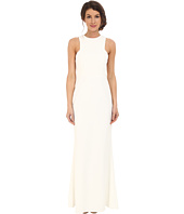 JILL JILL STUART - Sleeveless Fitted Elastaine Gown