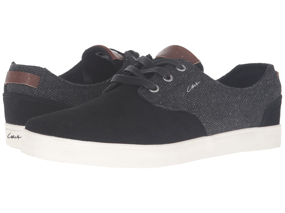 Circa Harvey (Black/Gum) Men