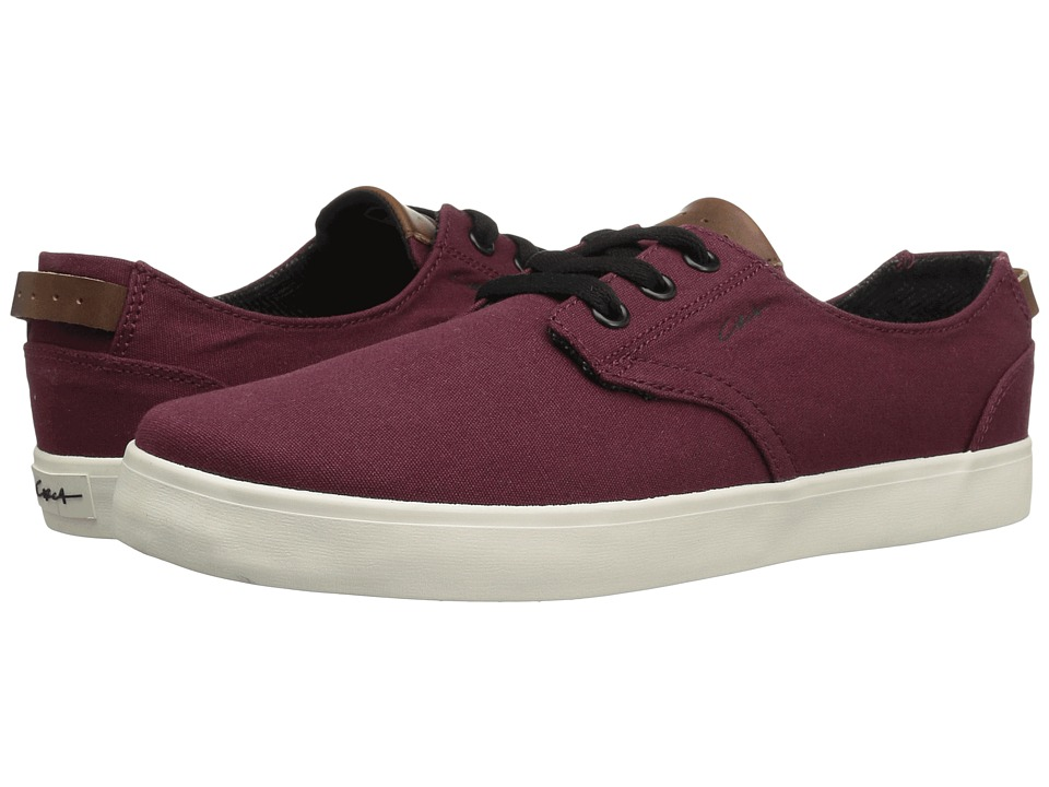Circa Harvey (Maroon/Black) Men