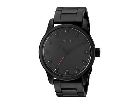 Nixon Driver Collection - All Black
