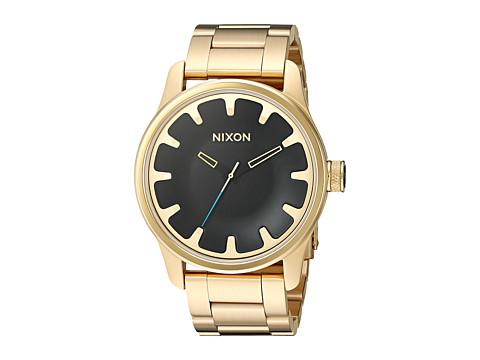 Nixon Driver Collection - All Gold/Black