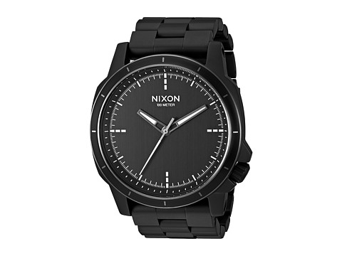 Nixon The Ranger Ops Collection - All Black