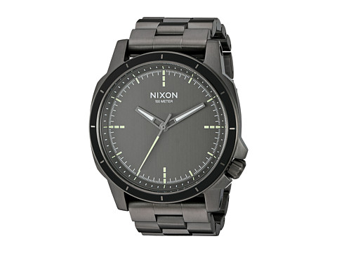 Nixon The Ranger Ops Collection - All Gunmetal