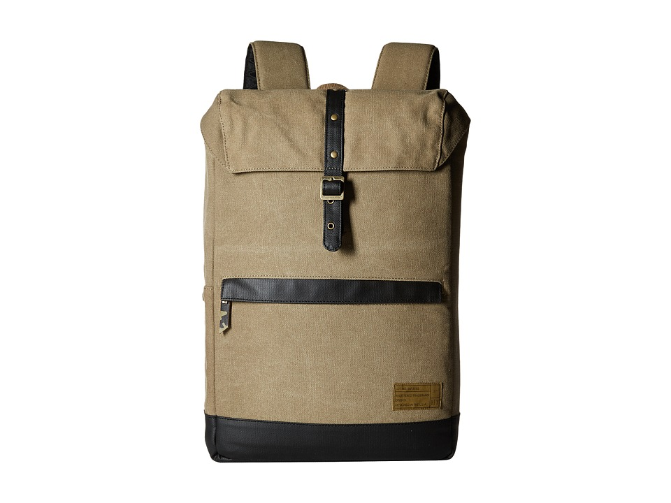 HEX Alliance Backpack Khaki Backpack Bags