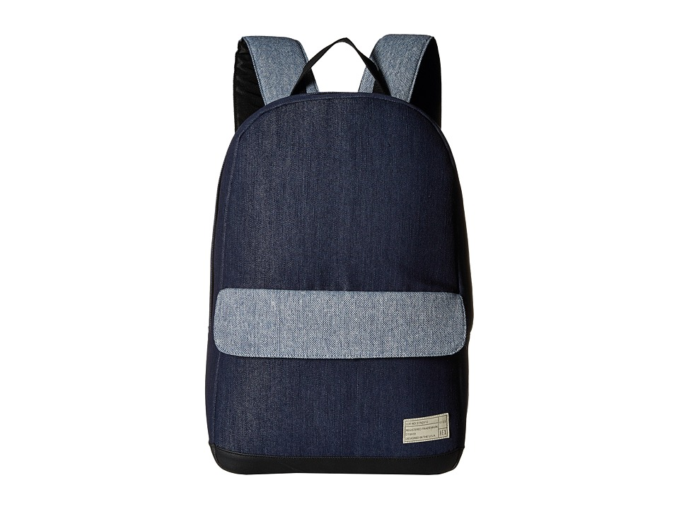 HEX Echo Backpack Denim/Tweed Backpack Bags