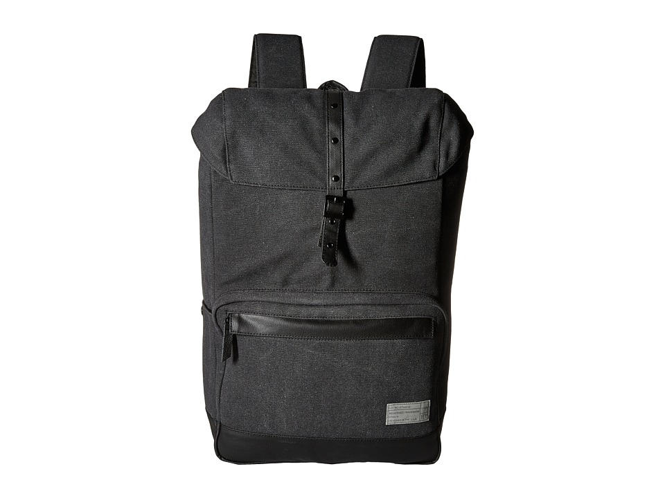 HEX - Coast Backpack (Charcoal Canvas) Backpack Bags