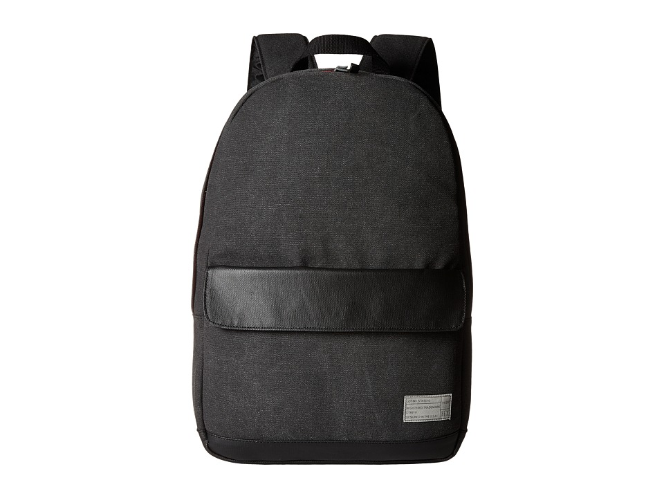HEX Echo Backpack Charcoal Canvas Backpack Bags