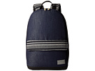 HEX Echo Backpack (Denim/Stripe)