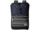 HEX Coast Backpack (Denim/Stripe)